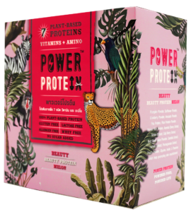 POWER PROTEIN BEAUTY