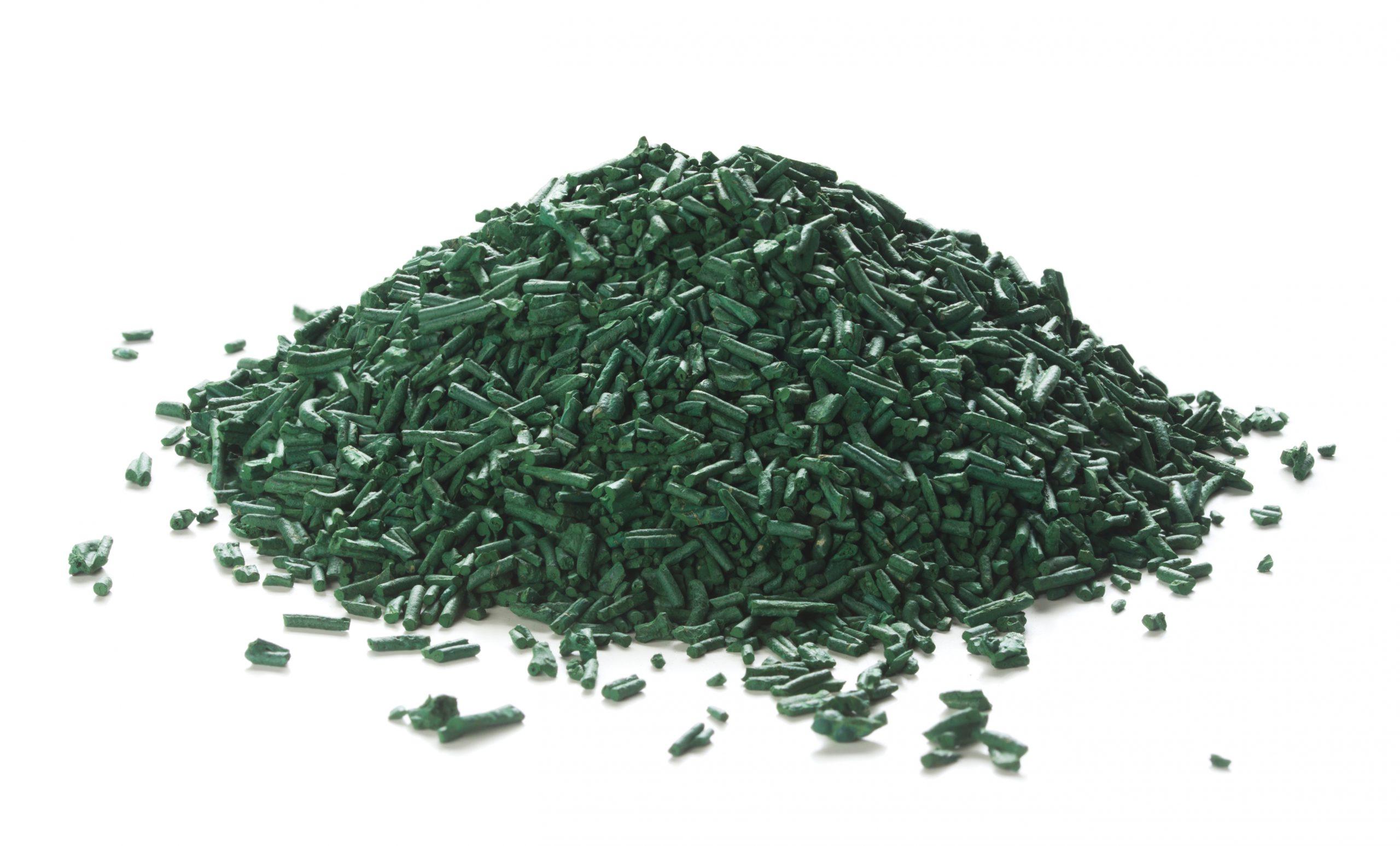 Spirulina (สาหร่ายสไปรูลีน่า)