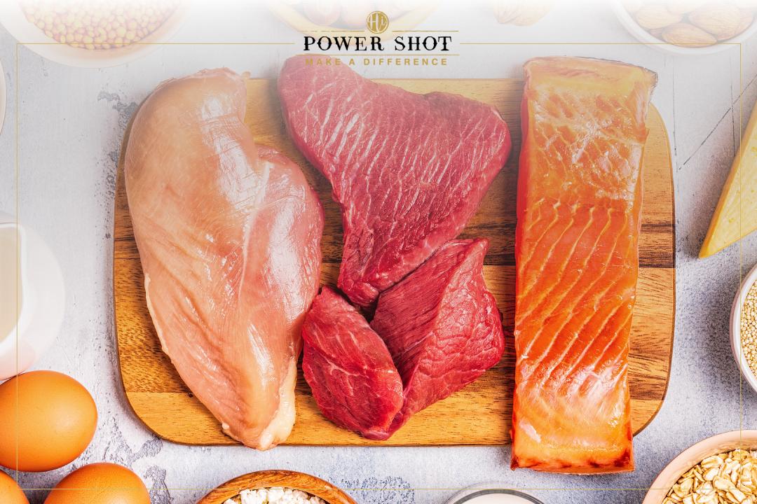 เลือกเนื้อสัตว์ให้ดี ก็อัพเกรดโปรตีนได้ง่าย ๆ