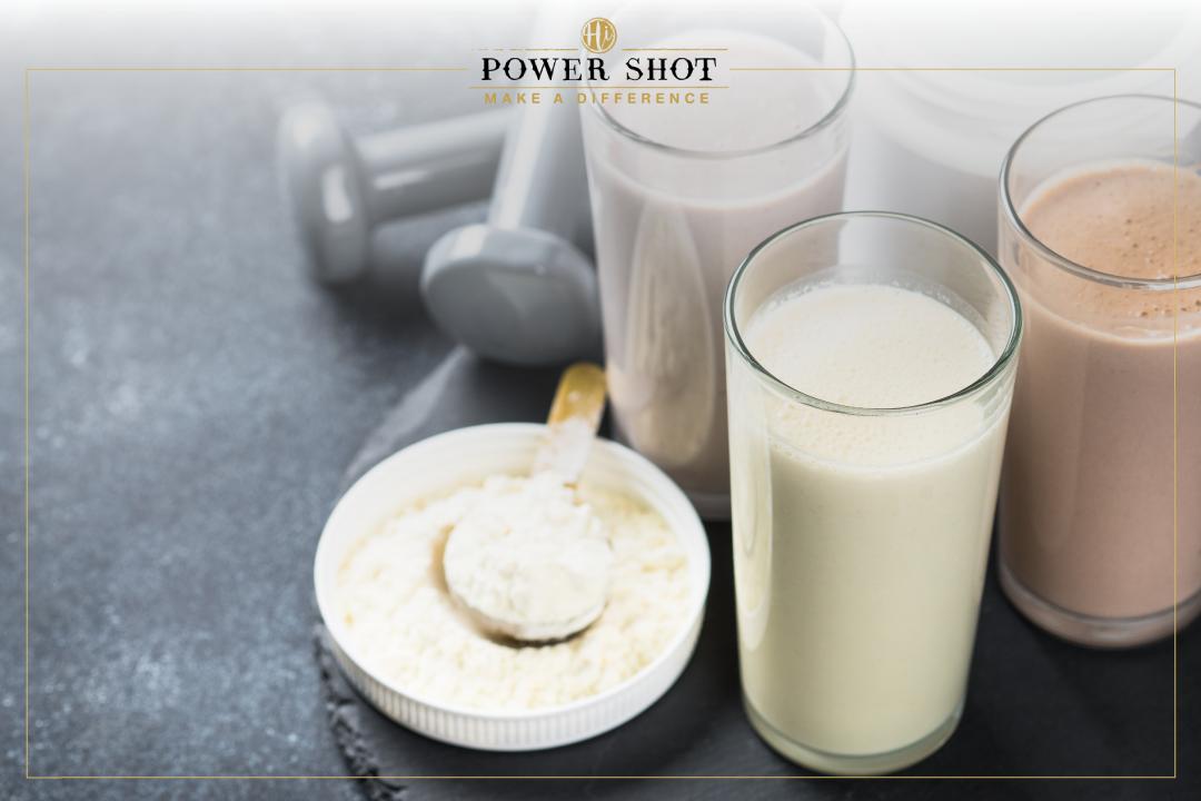 เคล็ดลับที่ 4 ใช้ตัวช่วยเป็นผลิตภัณฑ์โปรตีนเสริมที่เราไว้ใจ