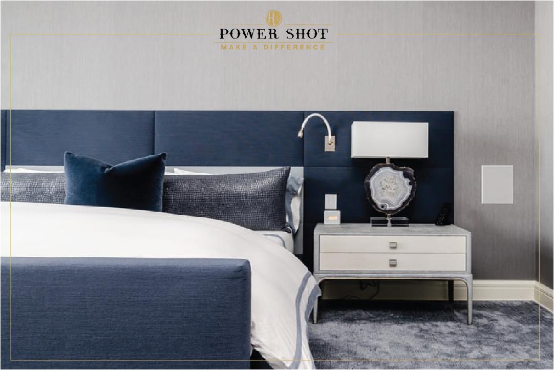 จัดห้องนอนแบบLuxury Contemporary Style