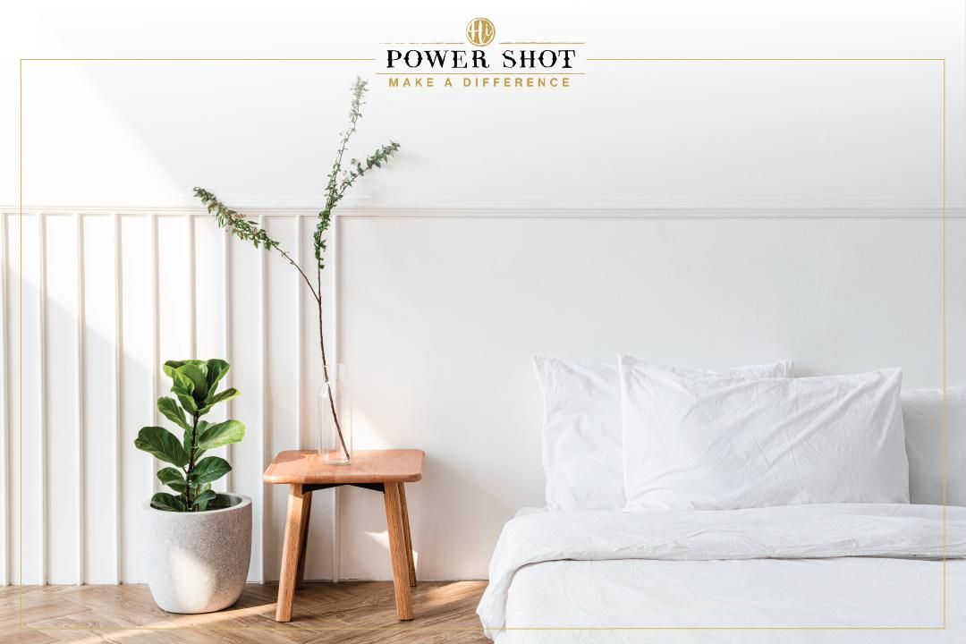 วิธีที่ 6 จัดห้องให้น่านอนก็หลับได้ไม่ยาก-วิธีช่วยทำให้นอนหลับง่าย